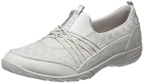 Beige Awake Donna Sneaker Natural Skechers Wide Infilare Empress xqAY7BwzaZ