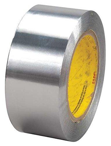 (3M tape 34383 1 x 60yd; slf wnd almnm slv 4.5mil [PRICE is per ROLL])