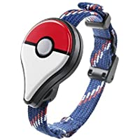 Leoie for Pokemon Go Plus Bluetooth Wristband Bracelet Watch Game Accessories for Nintend for Pokemon GO Plus Balls Smart Wristband Automatic Version/US Version