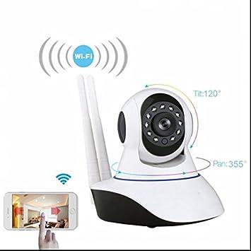 Seguimiento en tiempo real a través de móvil, grabación de vídeo, Smart HD Home