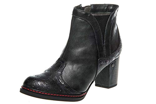 Mustang Bottes Bottes Femme Mustang Gris 6dwdHFq