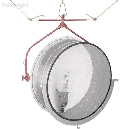Open Face Tungsten Floodlight - 2