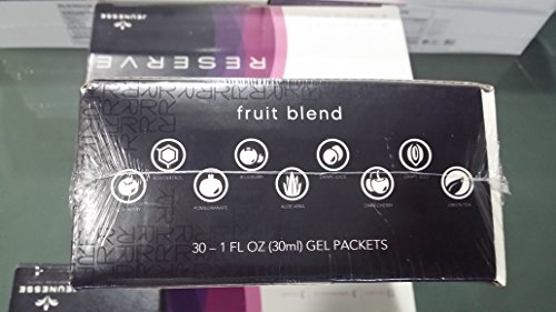 Pack-of-2 Boxes Jeunesse Reserve Antioxidant Botanical Fruit Blend -2x30 (1 Oz) Gel Packets by Reserve (Image #5)