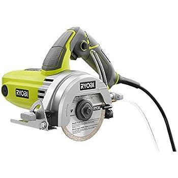 Dewalt Dwc860w 4 3 8 Inch Wet Dry Masonry Saw Power