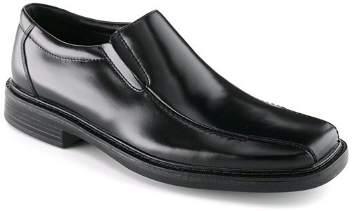 Amazon.com | Bostonian Shoes, Colbert Bike Toe Slip-On Dress Shoes ...