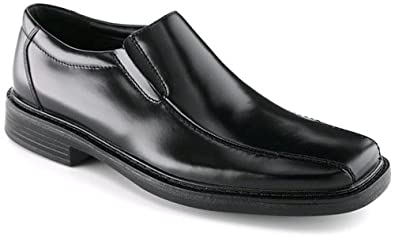 Black bostonian dress shoes