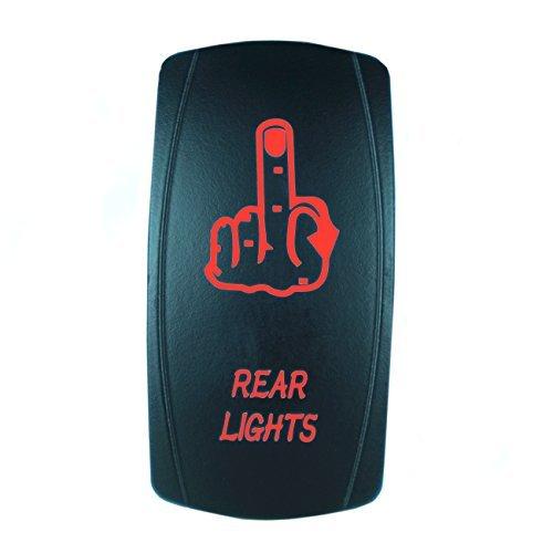 Led Finger Light Laser in US - 7