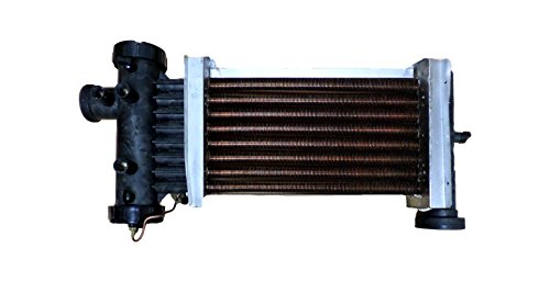 Jandy Heat Exchanger (Jandy Zodiac R0453304 Heat Exchanger LXI Low NOx 300 Pool and Spa Heater Copper)