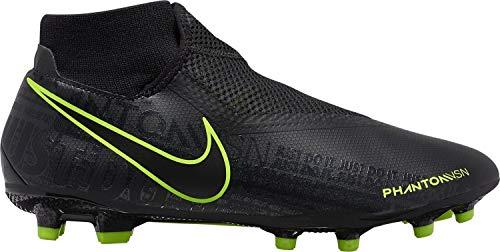 (Nike Phantom Vision Academy DF Multi-Ground Cleats (8.5 Women / 7 Men M US))