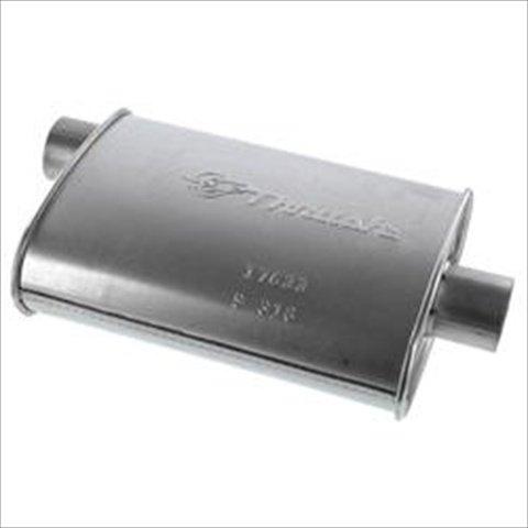 Amazon.com: Dynomax 17633 Thrush Hush Super Turbo Muffler: Industrial & Scientific