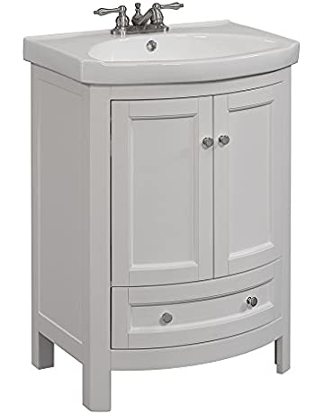 Bathroom Vanity Sink Tops Amazon Com Kitchen Bath Fixtures