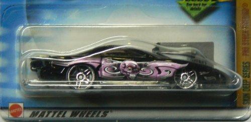 (hot wheels black pro stock firebird skin deep series 4/4 96 2001)