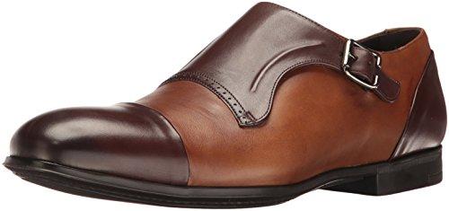 Bacco Bucci Men's Pinelli Slip-On Loafer Dark Brown, 8 US/8 D US