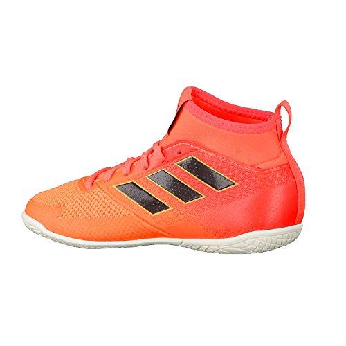 adidas Ace Tango 17.3 In J, Zapatillas de Fútbol Sala Unisex Niños Rojo (Rojsol / Negbas / Narsol)