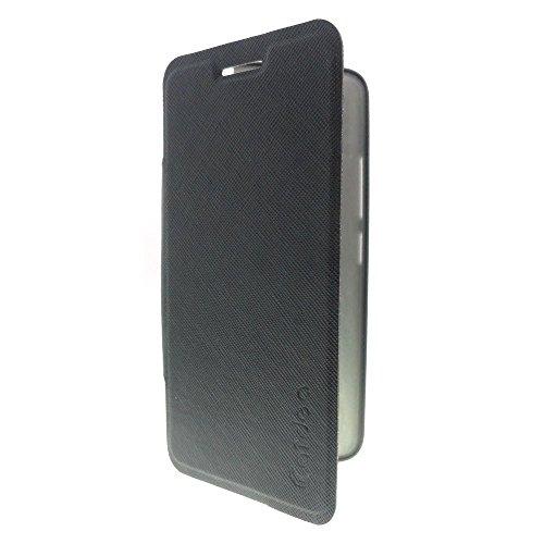 Caidea Flip Cover for Xiaomi Redmi Note 4  Black