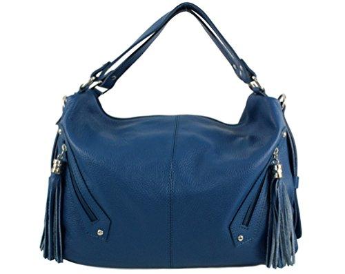 pompy Coloris Pompy cuir Jeans a main pompy cuir femme chloly sac franche marque Bleu femme Plusieurs cuir sac sac cuir pompy Italie sac Sac fashion main à femme cuir cuir sac q8A7vtY