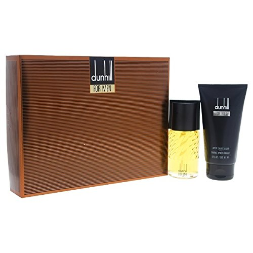 Alfred Dunhill After Shave - Dunhill by Alfred Dunhill for Men - 2 Pc Gift Set 3.4oz EDT Spray, 5oz After Shave Balm