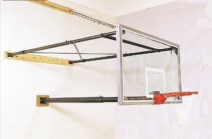 3つポイント壁マウント3 ft。拡張子Adjustibleボードマウント( 2 – 3 Ft。) B000BG01HK