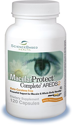 MacularProtect Complete AREDS2 Vitamin & Mineral Supplement