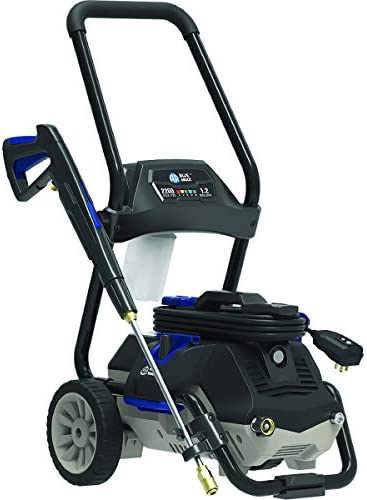 AR Annovi Reverberi MAX2200 Induction Electric Pressure Washer MAXX2200, Black