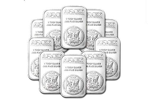 0 999 silver bar bars