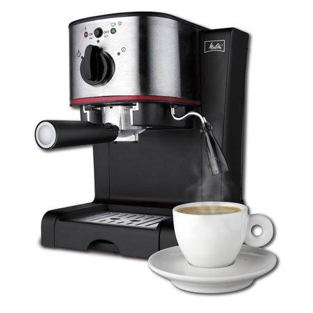 Melitta 40791 Independiente Semi-automática Máquina espresso ...