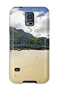 Premium Durable Panoramic Fashion Tpu Galaxy S5 Protective Case Cover