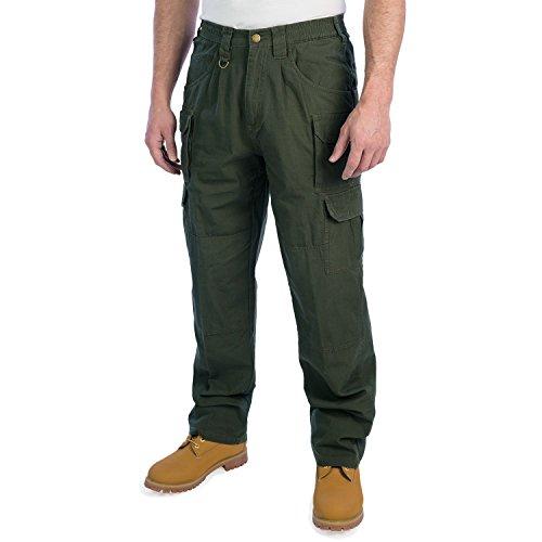 Woolrich Elite 44441 Lightweight Pants (OD Green, 30W X 34L)