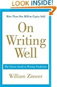 #10: On Writing Well: The Classic Guide to Writing Nonfiction