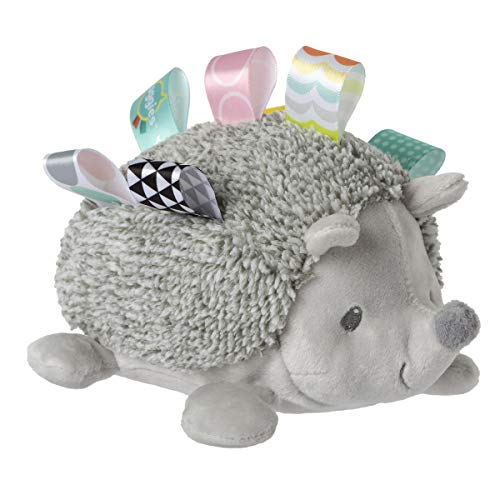 (Taggies Taggies Heather Hedgehog Squeeze & Squeak Soft Toy)