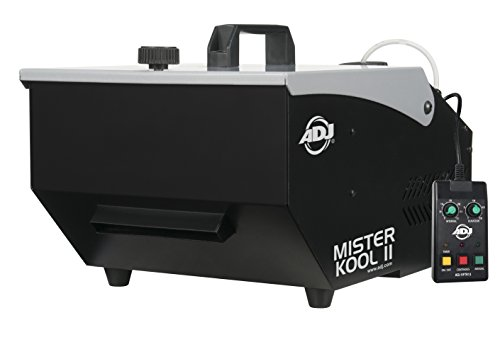 ADJ Fog Machine, Black (Mister Kool II) (Containers Output)
