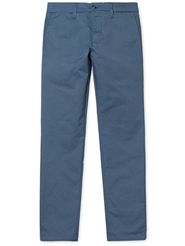 Carhartt Bleu Pantalon Stone Homme Blue qZx7ZwX0r