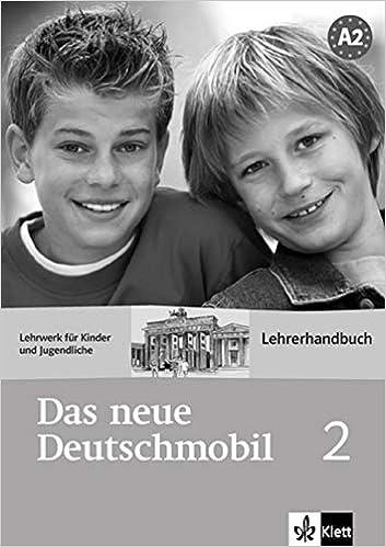 Das neue Deutschmobil 2 - Lehrerhandbuch