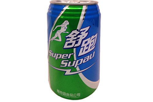 Super Supau Isotonic Drink - 11.3fl Oz (Pack of 6)