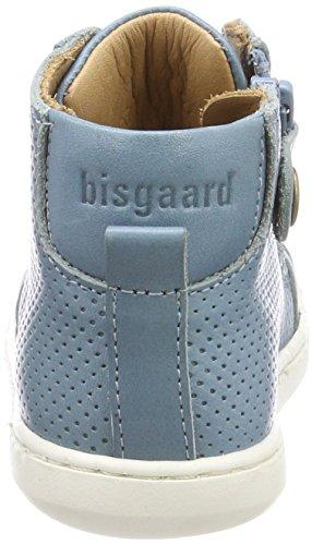 Bisgaard Unisex Baby Lauflerner Lauflernschuhe Blau (Sky Blue)