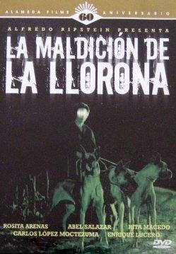 Amazon Com La Maldicion De La Llorona Ntsc Region 4 Dvd