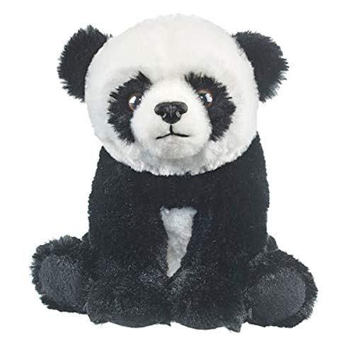 (Wildlife Artists Panda Cub Sitting Plush Toys 7