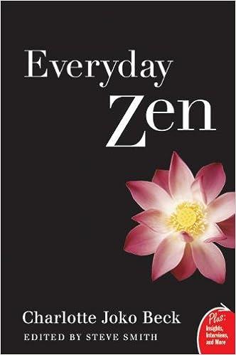 Amazon.com: Everyday Zen: Love and Work (Plus) (9780061285899 ...