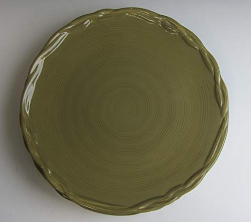 Lot of 4 Tracy Porter China OCTAVIA HILL SOLID GREEN 11