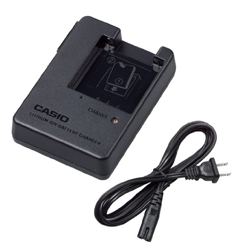 Casio Exilim BC-60L External Battery Charger for NP-60 Casio Lithium-Ion Battery