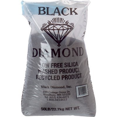 Black Diamond Blasting Abrasive -