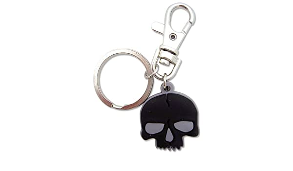36605 Great Eastern Entertainment Black Rock Shooter Metal Keychain Great Eastern Entertainment Inc
