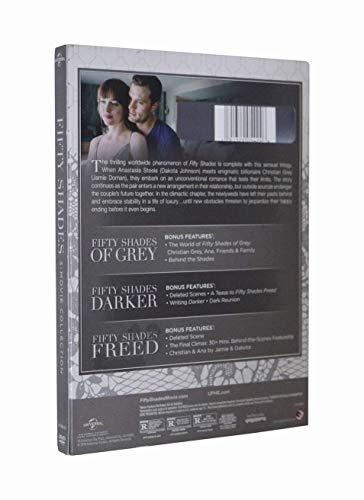 shades of grey dvd start