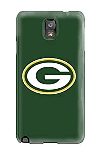 Premium Tpu Green Bay Packers Cover Skin For Galaxy Note 3 by kobestar