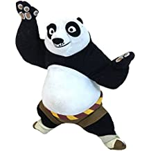 Kung Fu Panda 3 The Movie Plush Bo Kung Fu Stance 10""