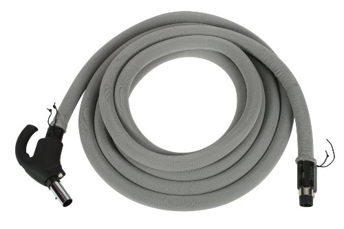 Cen-Tec Systems 90298 Central Vacuum Direct Connect Electric Hose, 30-Feet 30' Electric Hose