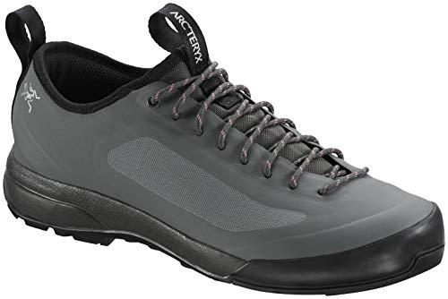 Arc'teryx Acrux SL Approach Shoes - Women's Titan/Lamium Pink 6.5