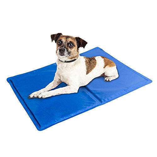 Pet Cooling Pad Gel Mat for Dogs Cats - Medium 16x20 by ZooVaa