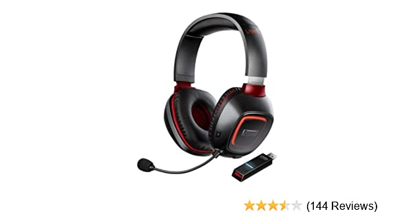Creative Sound Blaster Tactic3D Wrath Wireless Gaming Headset Audio Driver for PC