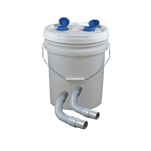 Complete disposable dental Plaster Trap 5 gal, Compatible to buffalo